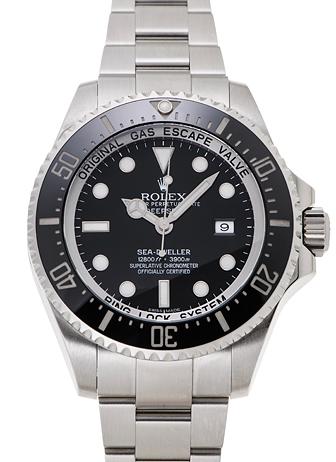 ロレックス シードゥエラー ディープシー 116660 ブラック USED 30975