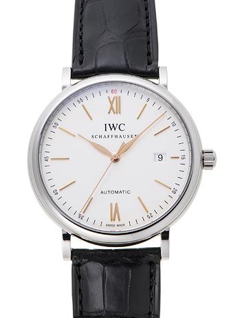 IWC ポートフィノ IW356517 シルバー 新品 32854