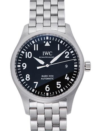 IWC マークXVIII IW327011 ブラック 新品 33840