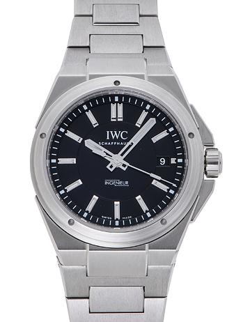 IWC インヂュニア IW323902 ブラック USED 34052