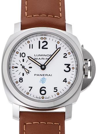 パネライ ルミノール マリーナ ロゴ PAM00660 ホワイト 新品 34608