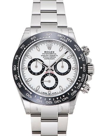 ロレックス デイトナ 116500LN ホワイト