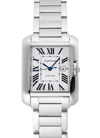 CARTIER Tank Anglaise LM