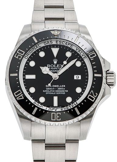 ロレックス シードゥエラー ディープシー 116660 ブラック USED 35175