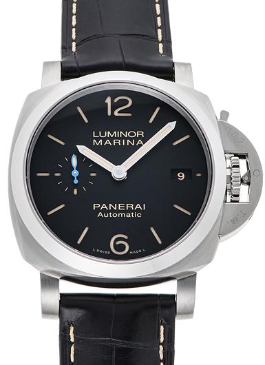 パネライ ルミノール1950 3デイズ アッチャイオ PAM01392 ブラック