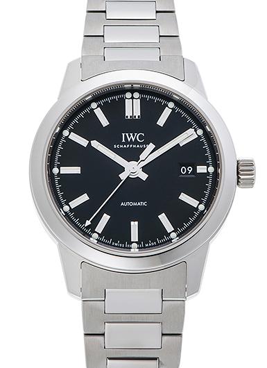 IWC インヂュニア IW357002 ブラック 新品 39213