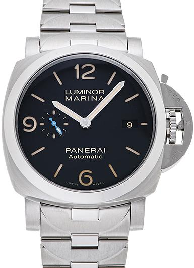 パネライ ルミノールマリーナ1950 3デイズ アッチャイオ PAM00723 ブラック