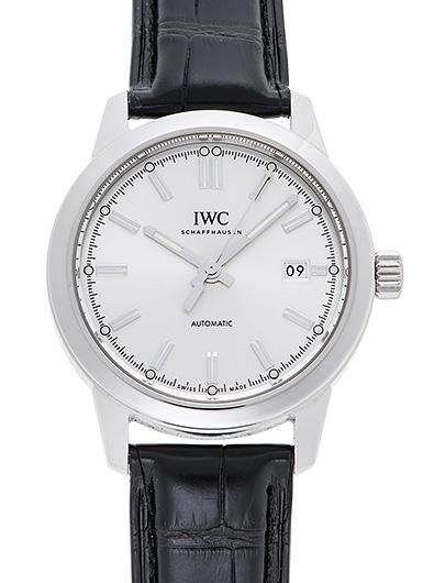 IWC インヂュニア IW357001 シルバー USED 41034