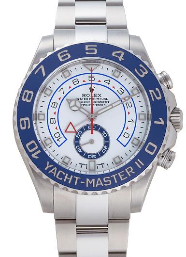 ロレックス ヨットマスター� 116680 ホワイト(新針)