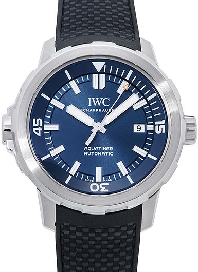 IWC アクアタイマー オートマティック エクスペディション ジャック=イヴ・クストー IW329005 ブルー