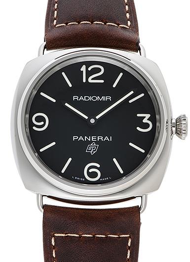 パネライ ラジオミール 3デイズ アッチャイオ PAM00753 ブラック