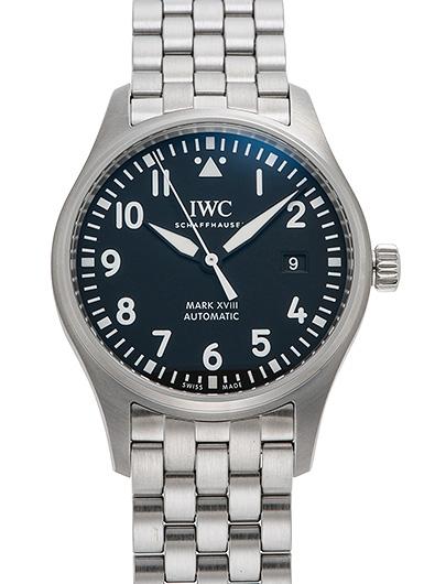 IWC マークXVIII IW327015 ブラック