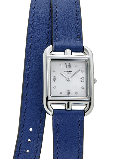 online store be9d6 de523 エルメス ケープコッド CC1.210.290/WW7T2-1 ホワイト 新品 ...