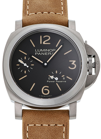 PANERAI Luminor 8Days Power Reserve Titanio