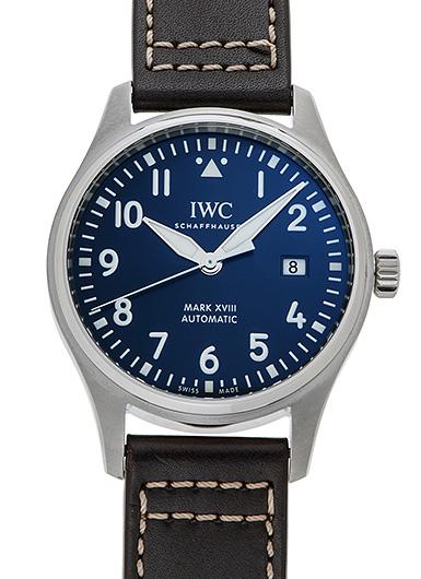 IWC マークXVIII プティ プランス IW327010 ブルー