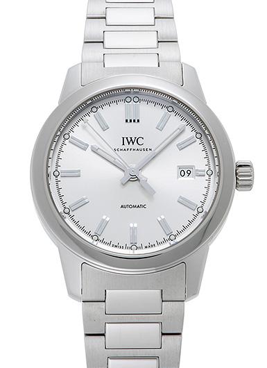 IWC インヂュニア IW357001 シルバー USED 45333