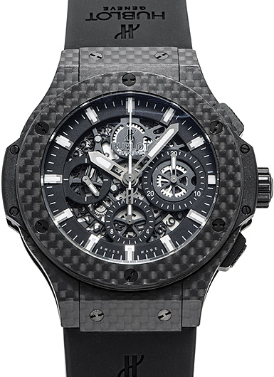 HUBLOT Aero Bang Carbon