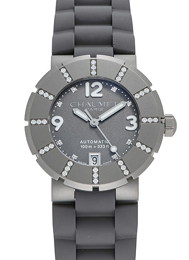 CHAUMET Class One Automatic Titan Deep Watch Lumiere