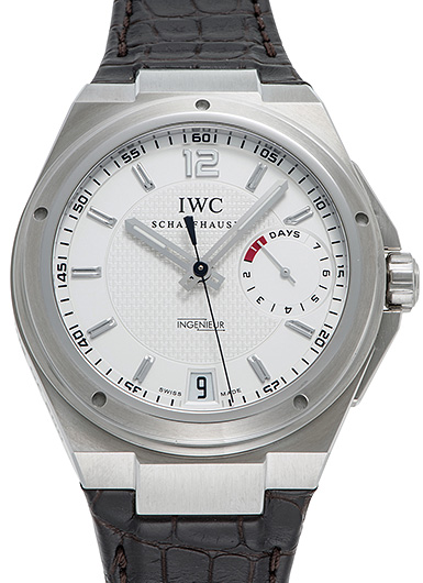 IWC インヂュニア SL63 AMG IW500507 シルバー 新品 46438