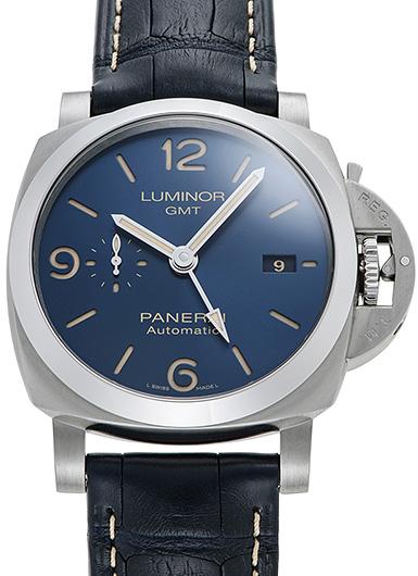 パネライ ルミノールGMT PAM01033 ブルー