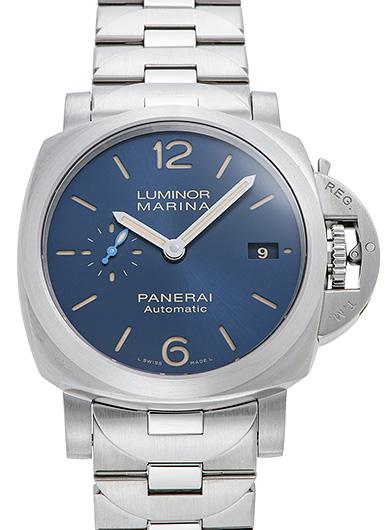 パネライ ルミノール マリーナ PAM01028 ブルー