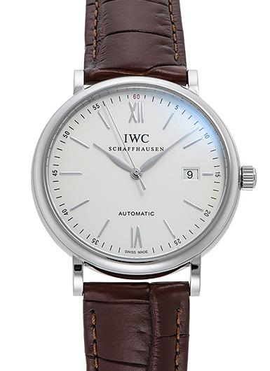 IWC ポートフィノ IW356501 シルバー