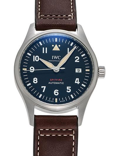 IWC パイロットウォッチ オートマティック スピットファイヤ IW326803 ブラック