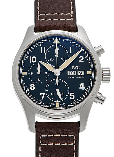 IWC Pilots Watch Chronograph Spitfire