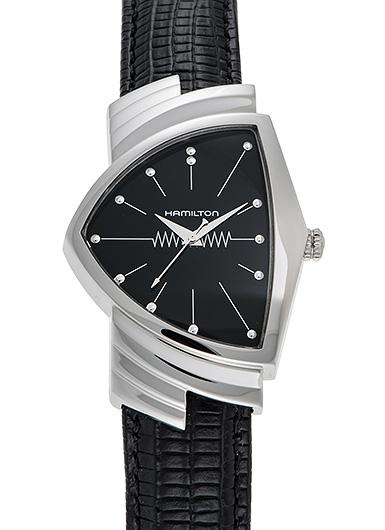 ハミルトン ベンチュラ H24411732 ブラック 新品 50074