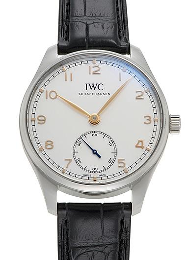 IWC ポルトギーゼ オートマティック 40 IW358303 シルバー